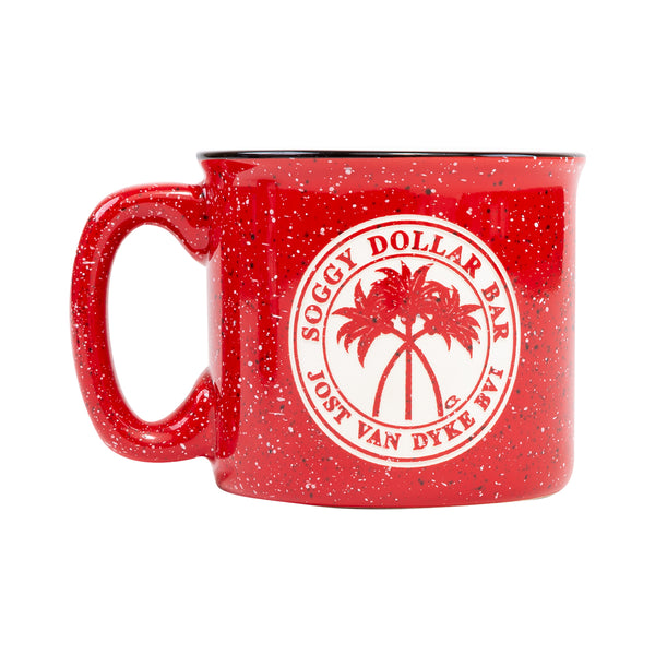 Triple Palm 15 oz  Campfire Mug