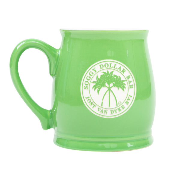 Triple Palm 15 oz Tankard Mug