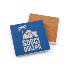 Soggy Shack Thirsty Coasters (4 pack)