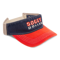 The Block Trucker Visor