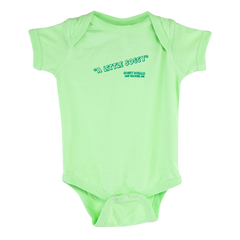 A Little Soggy Infant Onesie