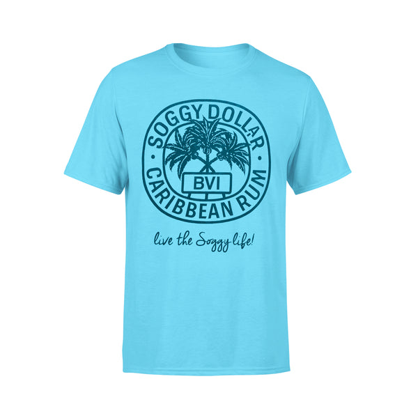 Live the Soggy Life Short Sleeve T-Shirt
