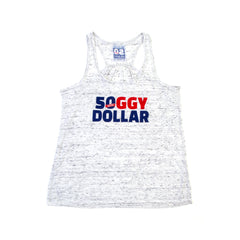 Soggy Dollar 50th Anniversary Flowy Tank