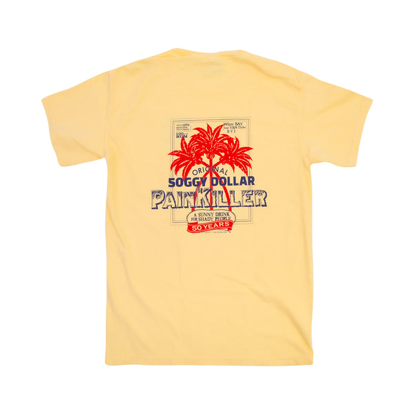 Soggy Dollar 50th Anniversary Men's Tee