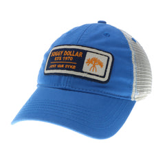 The Trophy Triple Palm Trucker Hat