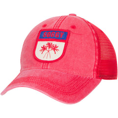 The Prep Triple Palm Trucker Hat