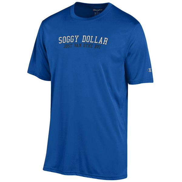 Soggy Dollar Athletic Tee