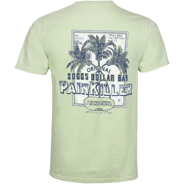 Distressed Painkiller Short Sleeve T-Shirt