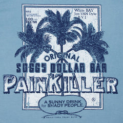 Distressed Painkiller Tank Top