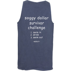 Survivor Challenge Tank Top