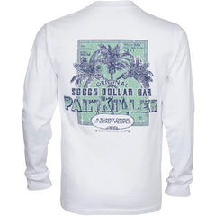 Distressed Painkiller Long Sleeve T- Shirt