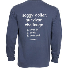 Survivor Challenge Long Sleeve T-Shirt