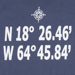 Coordinates Short Sleeve T-Shirt