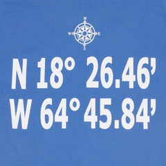 Coordinates Long Sleeve T-Shirt