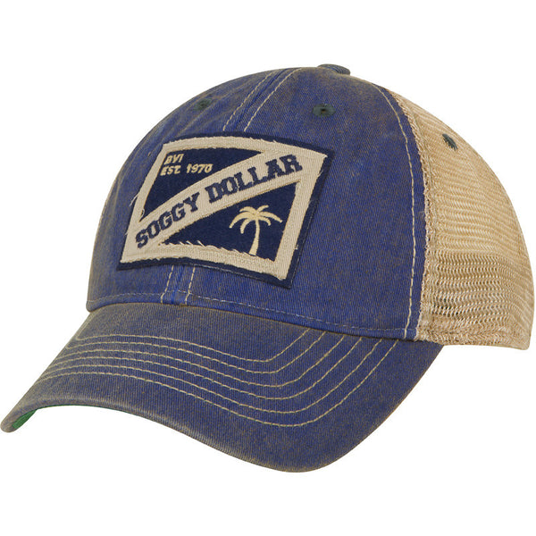 All In Patch Trucker Hat