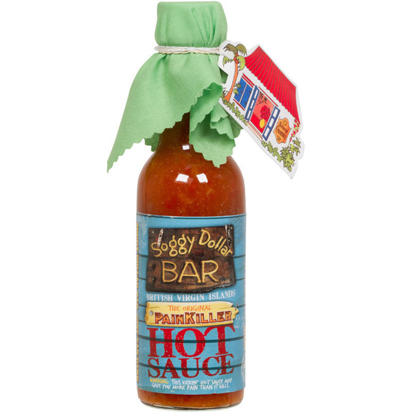 Soggy Dollar Hot Sauce