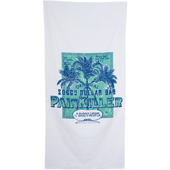 Distressed Painkiller Beach Towel