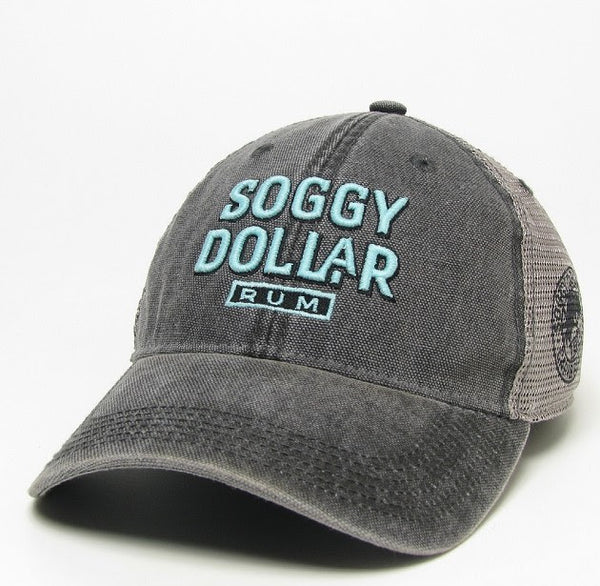 Soggy Dollar Rum Trucker Hat