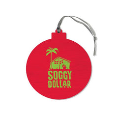 Soggy Shack Christmas Ornament