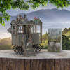 """The Shepherd's Hut - Father's Day"" - 3D Pop Up Greetings Card"