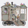 3D Pop Up Shepherd's Hut Card