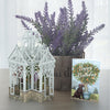 """The Glass House"" - 3D Pop Up Greetings Card"