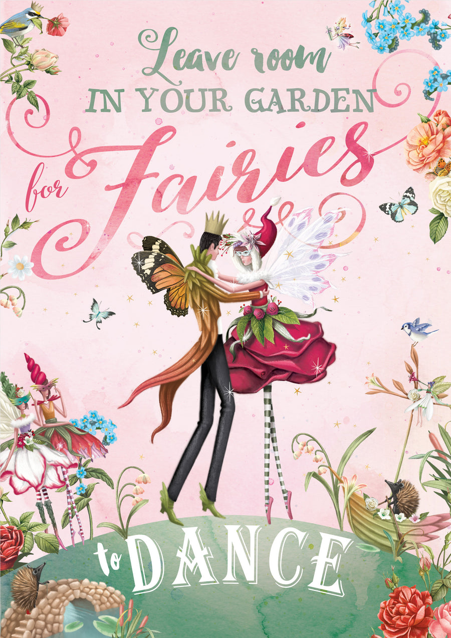 Fairies in your Garden - Reuben McHugh