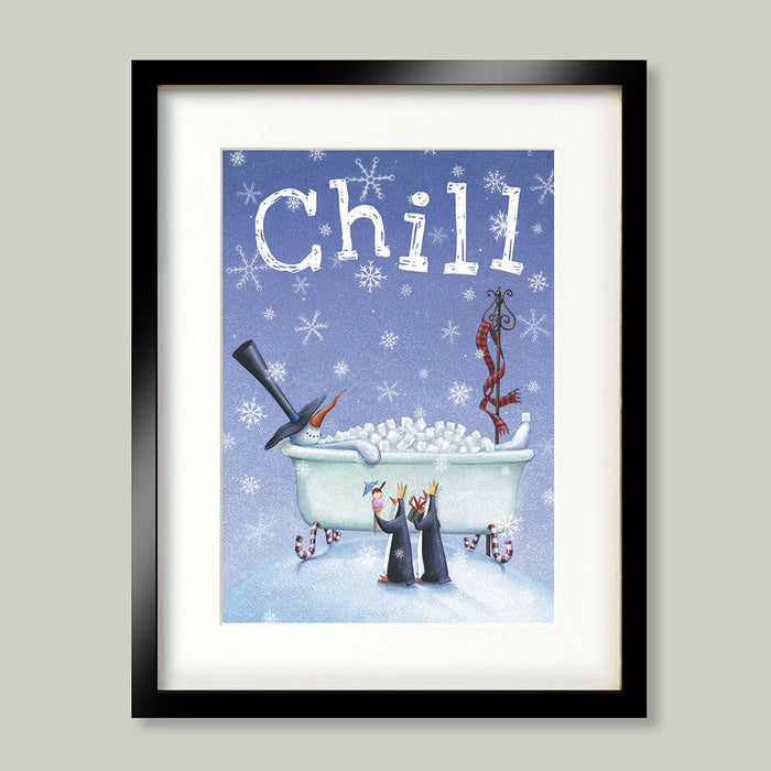 Chill Out - Reuben McHugh