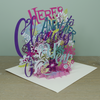"""Another Glorious Year"" - Top of the World Pop Up Greetings Card"