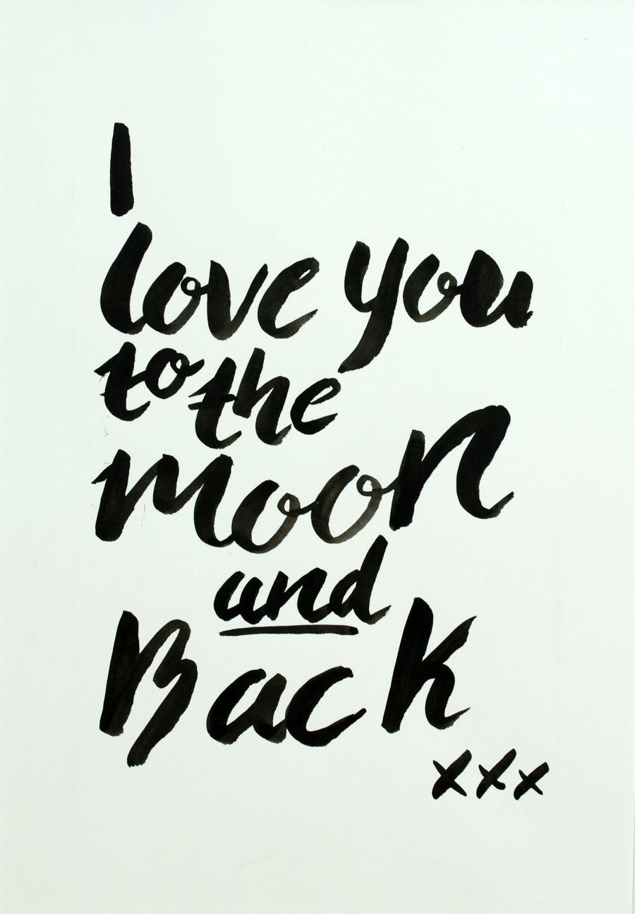 Moon & Back - Lauren Everdell