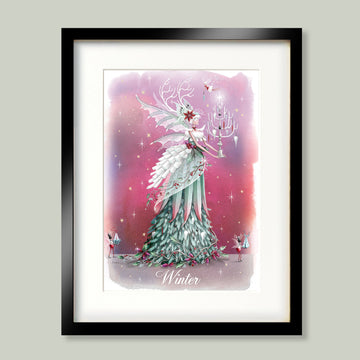 Winter Fairy - Reuben McHugh
