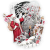 Santa & Fairy Pop Up Christmas Card