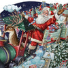 """Santa's Express"" - Top of the World Christmas Card"