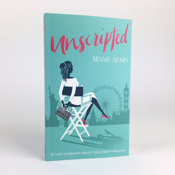 'Unscripted' A Romantic Novel by Minnie Adams