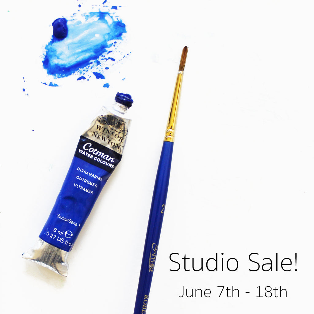 Jennifer Ahern Studio Sale