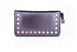 Picture of Be Brilliant Bags Pewter Dasher Wallet