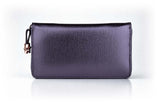 Picture of Be Brilliant Bags Pewter Dasher Wallet Backside