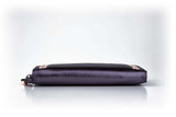 Picture of Be Brilliant Bags Pewter Dasher Wallet Binding