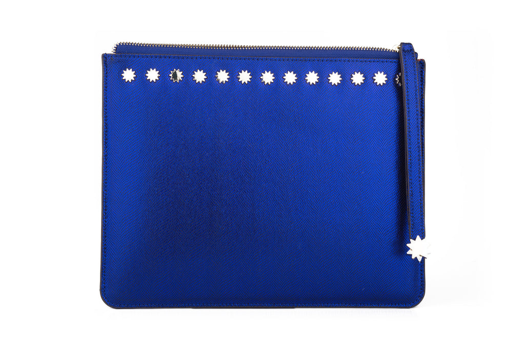 Brilliant Day & Night iPad Clutch