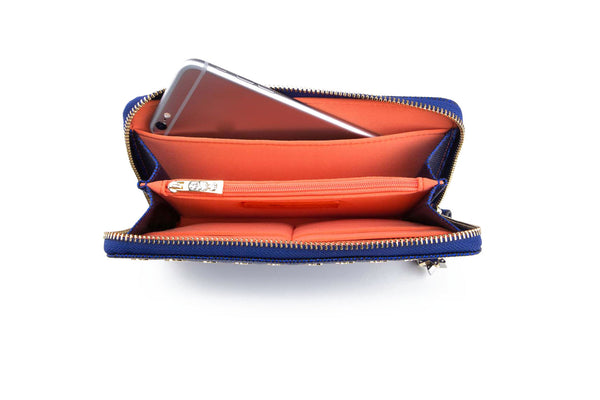Brilliant Dasher Smartphone Wallet Cobalt Blue - SOLD OUT