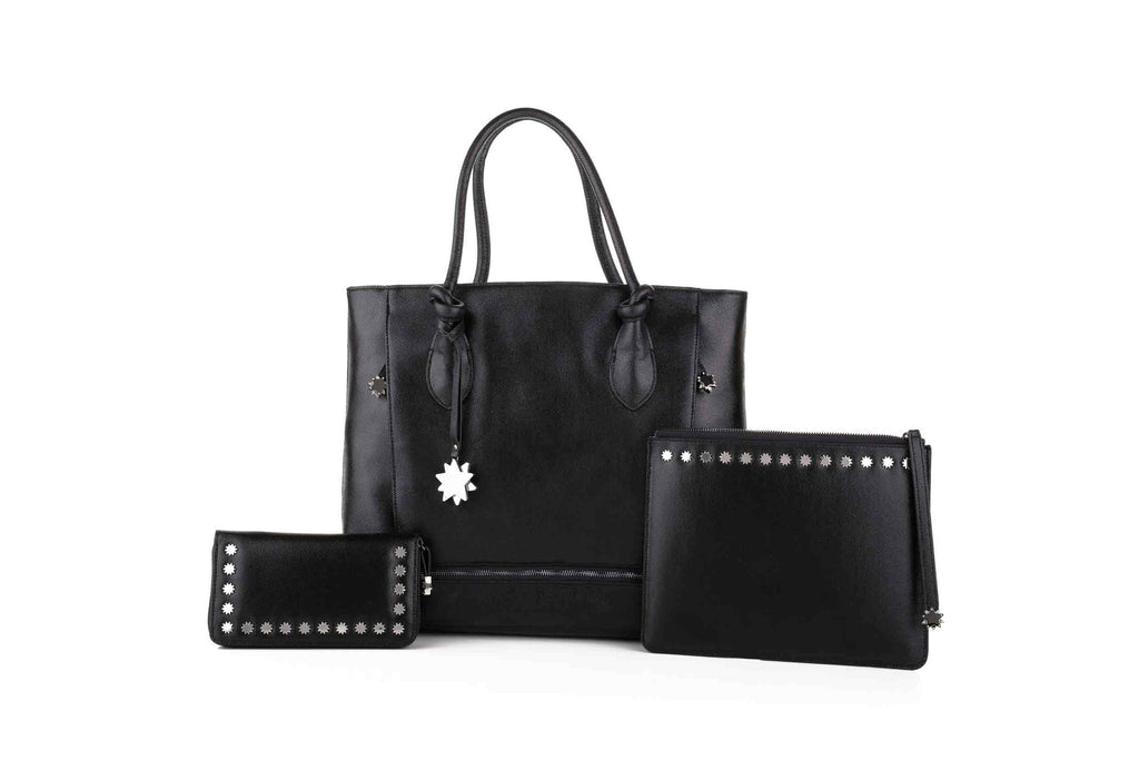 Brilliant Collection Black - SOLD OUT (Tote & Clutch still available)