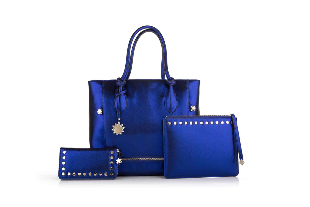 Brilliant Collection Cobalt Blue - SOLD OUT (Tote & Clutch still available)