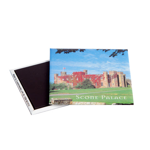 Scone Palace Magnet Square