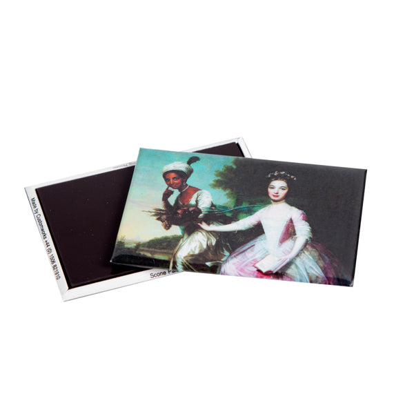 Dido Belle Picture Magnet