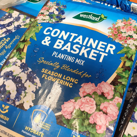 Westland Container and Basket Mix