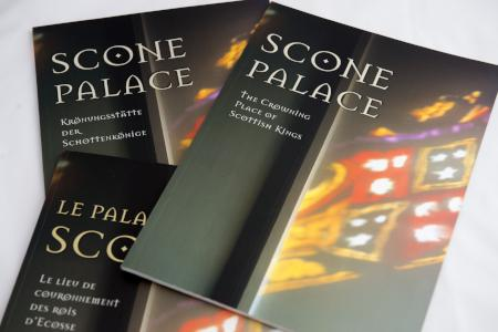Scone Palace guide book