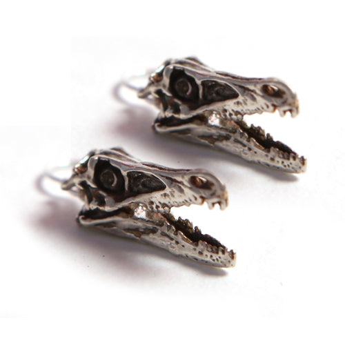 Velociraptor Earrings