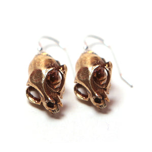 Domestic Cat Earrings