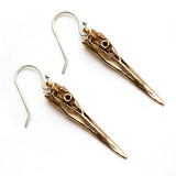 Great Blue Heron Earrings