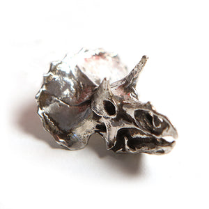 Triceratops - Silver